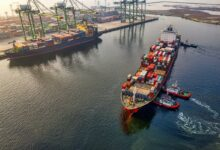 Impact of COVID on Shipping Industry